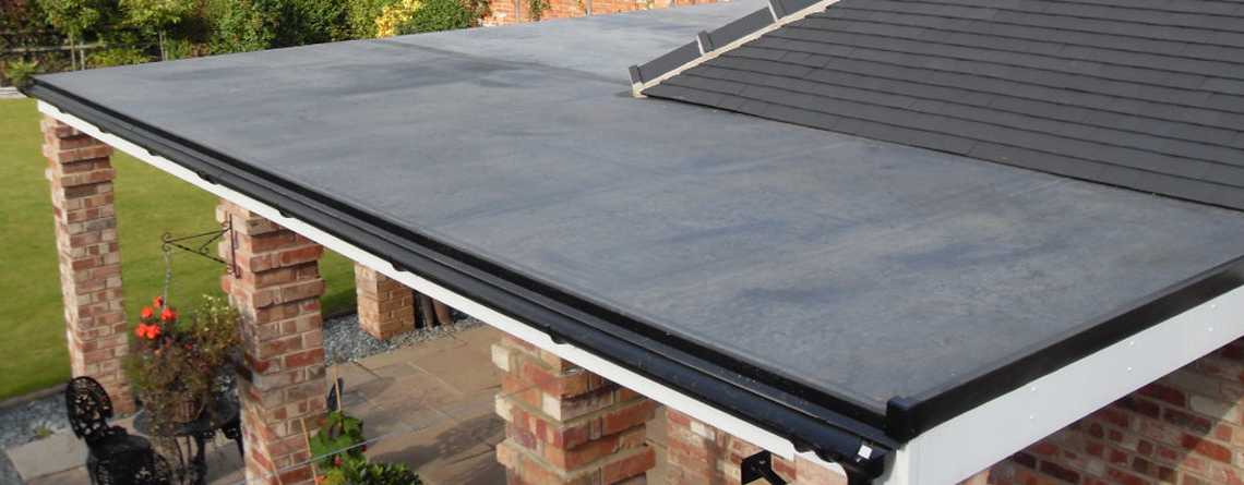 sussex rubber roofing - Rubberised Roof Membrane